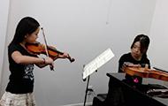 ヴァイオリン、ヴィオラ