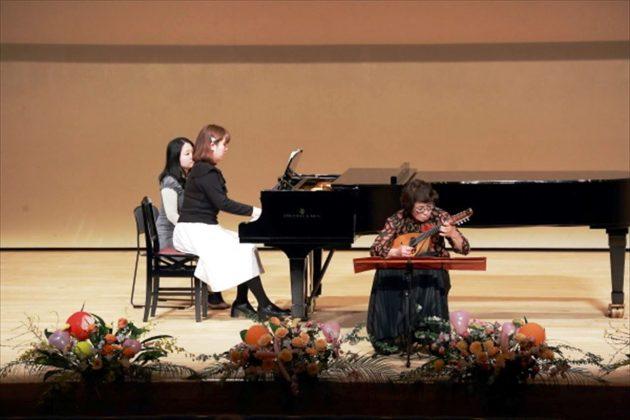 かやはら音楽教室第33回富士地区合同発表会