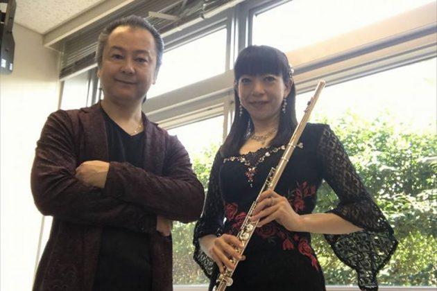 小島太郎&かやはら里佳子 ラテンジャズ ミニコーサート