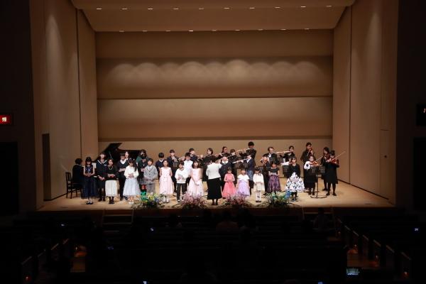 第34回かやはら音楽教室富士地区合同発表会