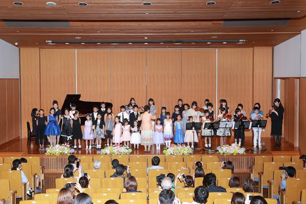第10回かやはら音楽教室沼津地区合同発表会