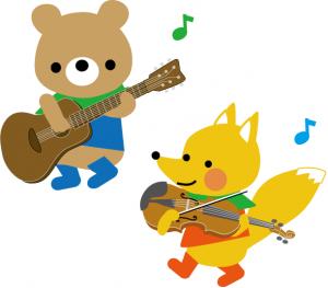 ヴァイオリン・ギターの講師募集中!