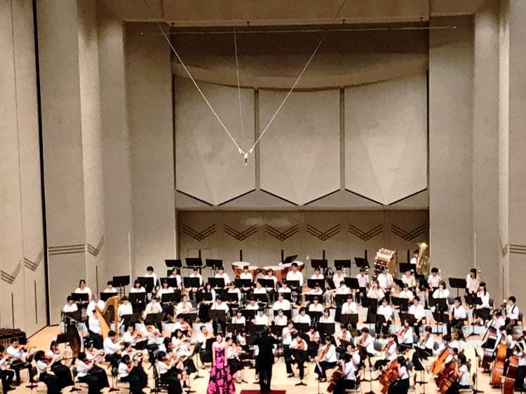 富士ジュニアオーケストラ第12回定期演奏会